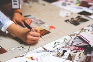 kreativitás montázs készítés